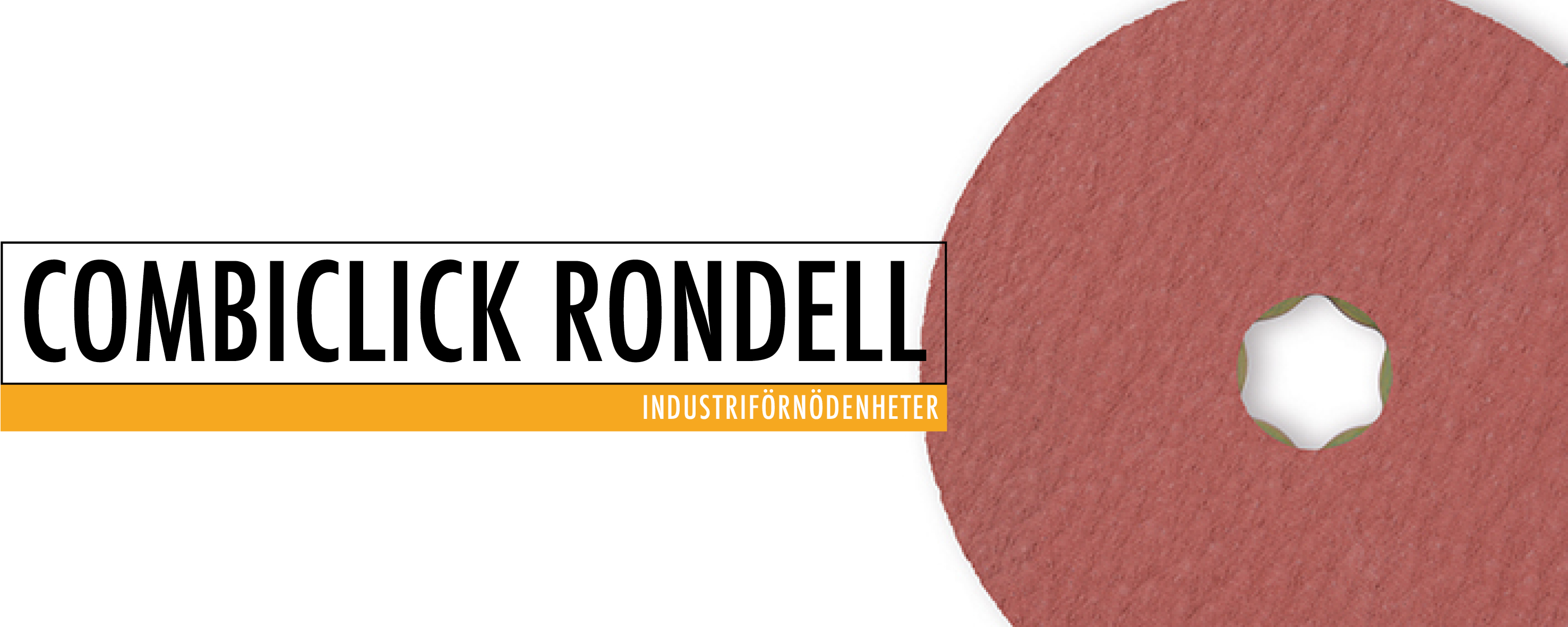 Combiclick rondell