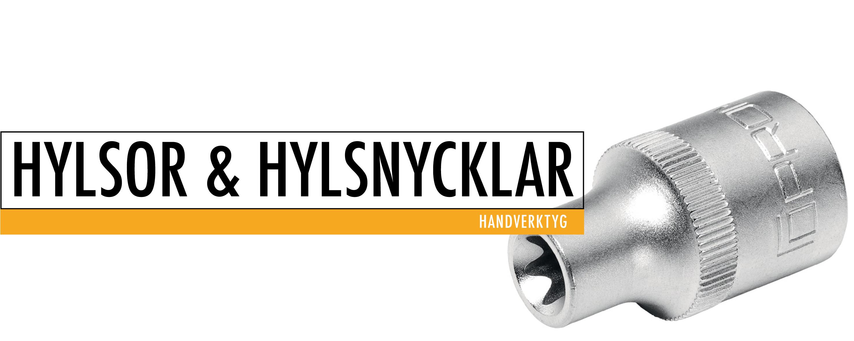 Hylsor & hylsnycklar
