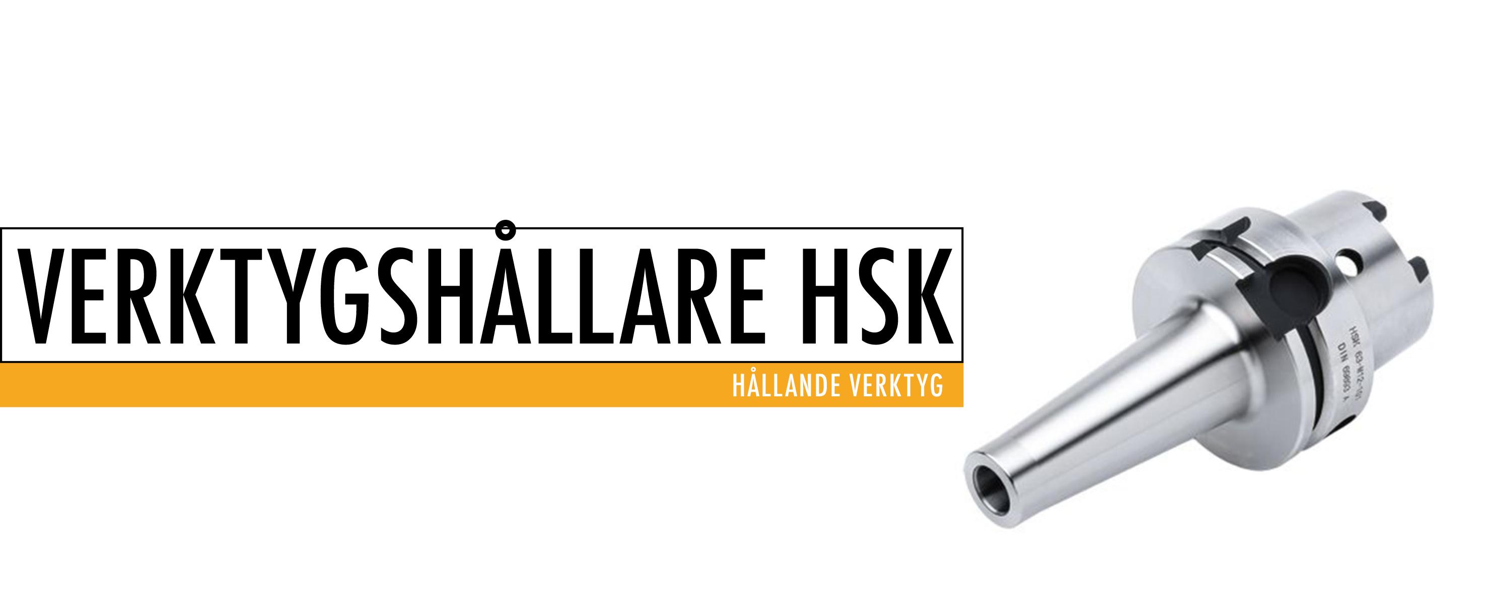 Verktygshållare HSK