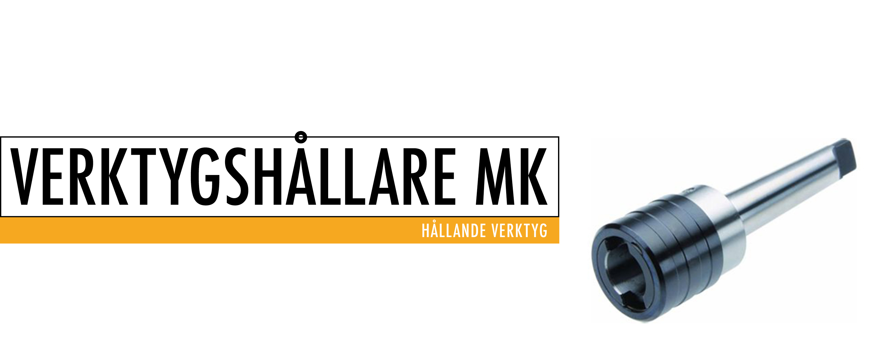 Verktygshållare MK