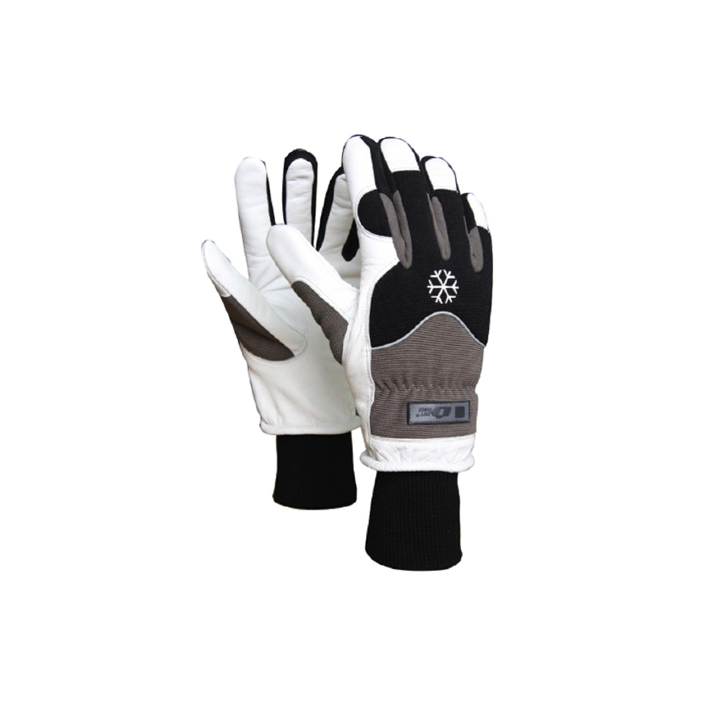 Fodrade handskar