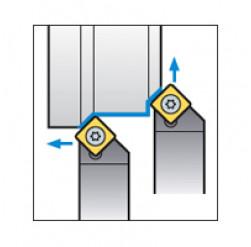 Skärhållare utvändigbearbetning för SCMT