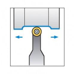 Skärhållare utvändigbearbetning för RCGT