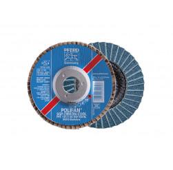 Zirkonkorund Z med patenterade COOL FLAP-lameller