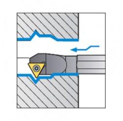 Skärhållare invändigbearbetning för TPMR