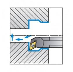 Skärhållare invändigbearbetning för DCMT & DCGT