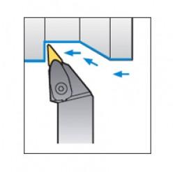 Skärhållare utvändigbearbetning för VNMG
