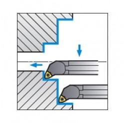 Skärhållare invändigbearbetning för WCMT