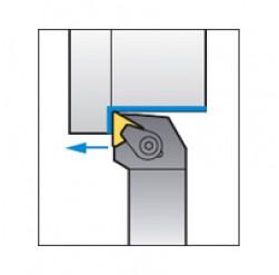 Skärhållare utvändigbearbetning för TPMR