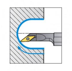 Skärhållare invändigbearbetning för VCGT & VCMW