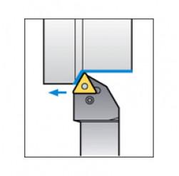 Skärhållare utvändigbearbetning för TNMG