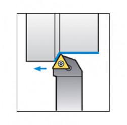 Skärhållare utvändigbearbetning för TCMT & TCGT