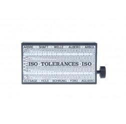 Tolerator, ISO-toleransnyckel